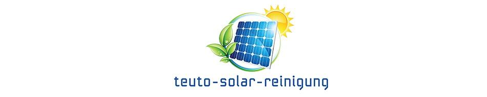 Solarreinigung Paderborn Detmold Bielefeld